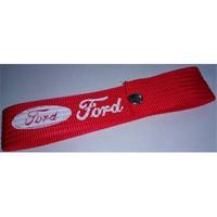 Ford Çıtçıtlı Tampon Çeki İpi Kırmızı 10 Lu