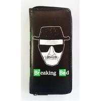 Köstebek Breaking Bad - Heisenberg Uzun Cüzdan