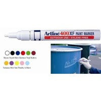 Artline EK400XF Paint Markör Beyaz