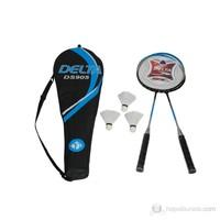 Delta DS 905 Komple Çantalı Badminton Seti ( 2 Raket & 3 Top )