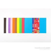 Bigpoint Eva Yapışkanlı 50X70 10 Renk Karışık