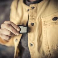 Safe+ Clip Kişisel Alarm