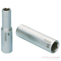 "Proxxon 23536 3/8"" Uzun Lokma-10 mm"