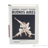 Scrikks Takeda A5 Buenos Aires Çizgisiz Defter