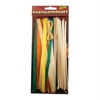 Folia Saman Çubuklar Straw Kit