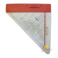 Standardgraph Üçgen Açı Şablonu