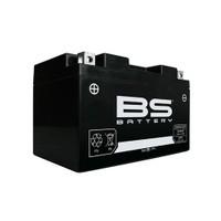 Bs-Battery Bt9a-Bs (Yt9a-Bs) 12V 9Ah 120Cca Agm Bakımsız Motosiklet Aküsü