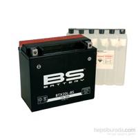Bs-Battery Btx20l-Bs (Ytx20l-Bs) 12V 18Ah 270Cca Agm Bakımsız Motosiklet Aküsü