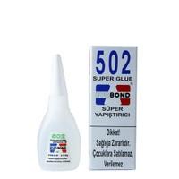 Evobond 502 Super Glue Süper Yapıştırıcı 150341