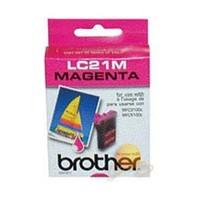 Brother LC21M Kırmızı Faks Kartuşu (MFC-3100/5100 İçin Kırmızı Mürekkep)