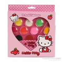 Hello Kitty 12'Li Kalpli Sulu Boya 25815