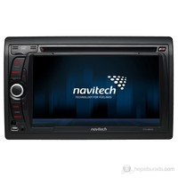 """Navitech DTV-8600 6.2"""" Oto Görüntü Sistemi"""