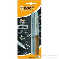 Bic Marking Altın Gümüş Kalem 2'li Blister