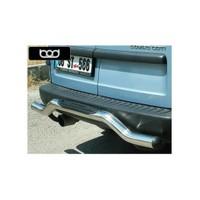 Bod Opel Combo Aksiyon Arka Koruma Bariyeri 2002-2012
