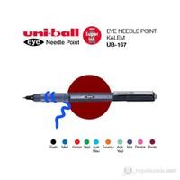 Uni-ball Eye Needle Point Fine İğne Uçlu Roller Kalem (UB-167)