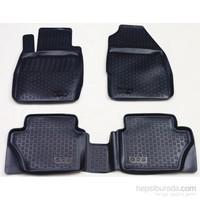 Bod Ford Fiesta 3D Havuzlu Paspas 2008-2015