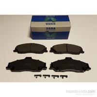 Ford Ranger 4x2 Ön Fren Balatası 2m342001ea/Fa