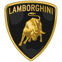 Lamborghini Sticker 10'Lu Paket