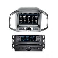 """Necvox Chevrolet New Captiva 8"""" Multimedya Sistemleri"""