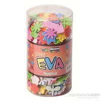 Nova Color Nc-450 Şekilli Eva Yapışkanlı 35 Gr Fon Kartonu