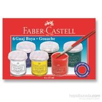 Faber-Castell Guaj Boya 6 Renk (5170160400)