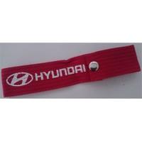 Hyundai Çıtçıtlı Tampon Çeki İpi Kırmızı 10 Lu