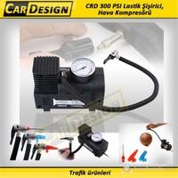 CarDesign 300 PSI Lastik Şişirici,Hava Kompresörü