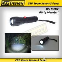 CRD Süper Zoom Xenon-S Fener 100 Metre Görüş Mesafesi