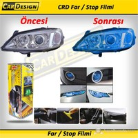 CRD Far / Stop Filmi MAVİ 30 cm x 10 Metre (Rulo)