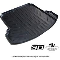 ByLizard Mitsubishi Attrage 3D Bagaj Havuz Paspası 2014 /üzeri