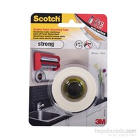 3M Scotch® Güçlü Çift Taraflı Köpük Bant 19mm x 1,5m