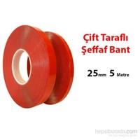Carspeed Şeffaf Bant 25Mmx5metre