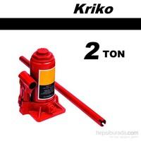 Borup 2 Ton Hidrolik Kriko