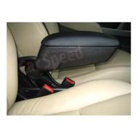 Car Speed Çift Fonksiyonlu Siyah Uzatılabilir Yumuşak Ara Kolçak   115157