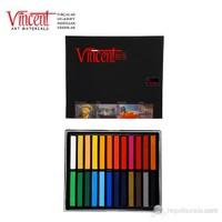Vincent Soft Pastel 24'lü Set