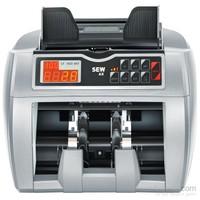 Jetcom Sew-AX Para Sayma Makinesi - Profesyonel (%100 TL, Euro, Usd, GBP kontrollü)