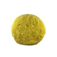 Lake Country Yellow Single Twisted Wool/Acrylic Polishing Pad 190 Mm