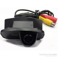 Toyota Rav4 Araç Geri Görüş Kamerası (Plakalık Tipi)