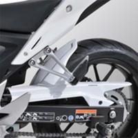 Ermax Honda Cbf 1000 Arka Çamurluk Beyaz 730112117