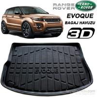 Range Rover Evoque Bagaj Havuzu Evoque Bagaj Paspası