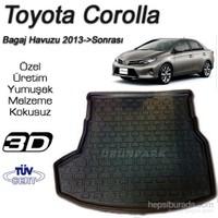 Toyota Corolla Bagaj Havuzu Sedan 2013 Sonrası