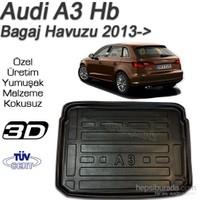 Audi A3 Bagaj Havuzu A3 Bagaj Paspası 2013 Sonrası