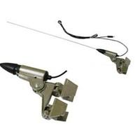 ADC Pioneer Tipi Anten Yan Oluk Çıtası İçin Gümüş Renk 6333001