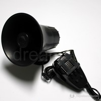 Dreamcar 80 Watt Mikrofonlu Polis Sireni 5 Sesli 64232