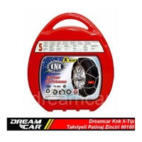 Dreamcar Knk X-Tip Takviyeli Patinaj Zinciri Grup:60 6016006