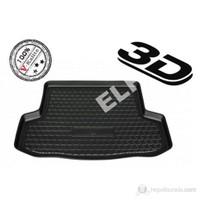 L.Locker Chevrolet Aveo Sedan 2011 Sonrası 3D Bagaj Havuzu