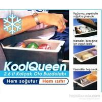 Koolqueen KT-6003 Kolçak Oto Buzdolabı