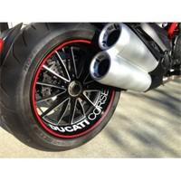 Sticker Masters Ducati Jant İçi Sticker