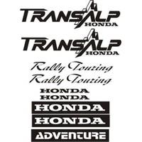 Sticker Masters Honda Transalp Sticker Set