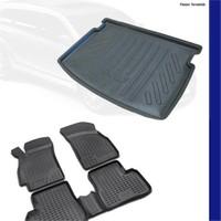 Toyota Auris 3D Paspas Ve Bagaj Havuzu 2013 Üzeri